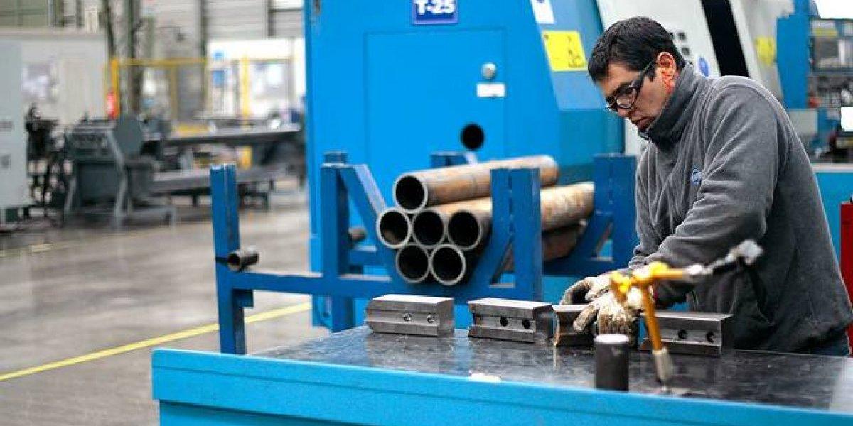 Actividad económica creció 2,2 por ciento en el tercer trimestre — Banco Central