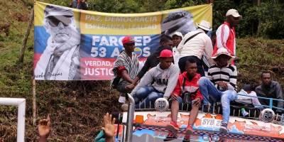 La paz de Colombia nos pertenece a todos: Santos