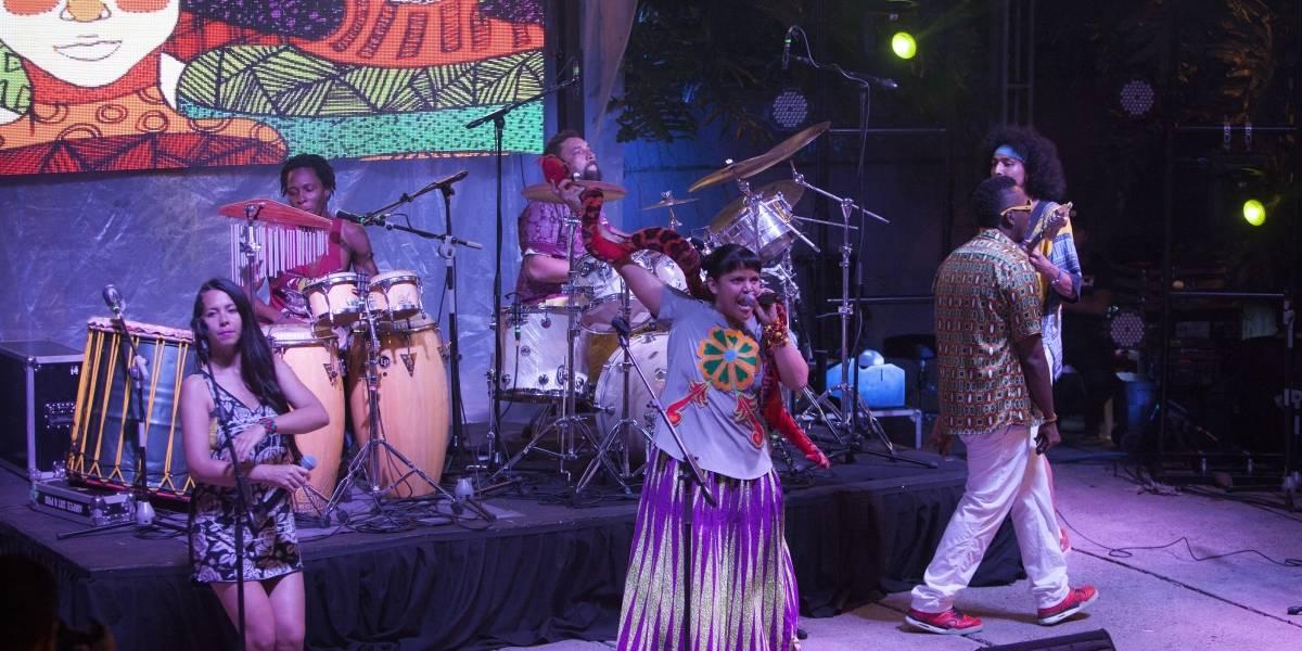 Este jueves, la banda 'Haga que pase' presenta su nuevo trabajo musical