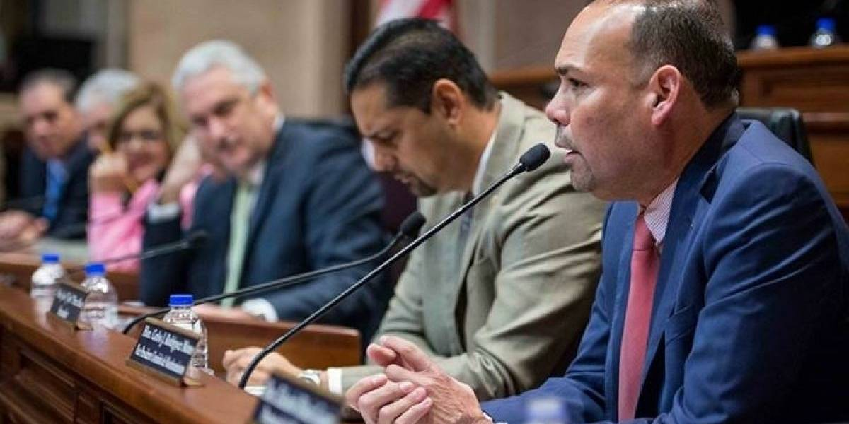 Senador PNP exige al secretario de Corrección que se mejoren los servicios de salud en las cárceles