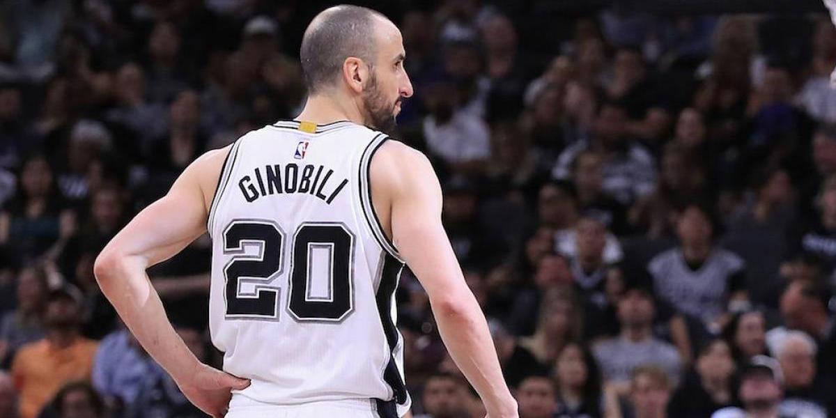 Manu Ginóbili aplazará su retiro y volverá un año más con Spurs
