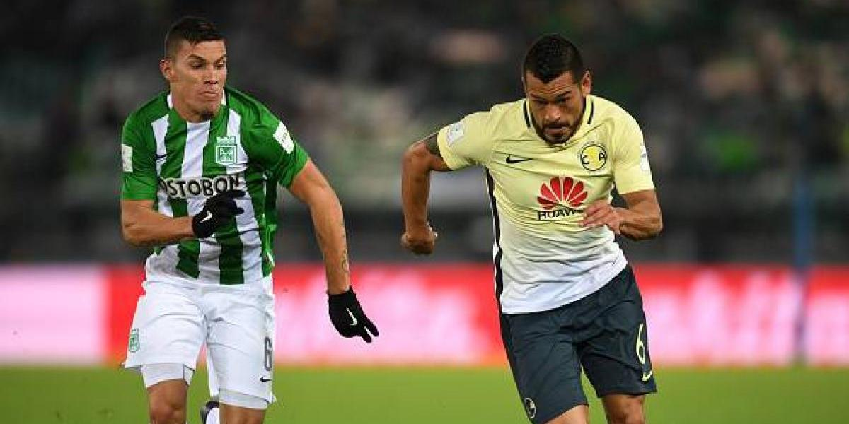 Mateus Uribe jugará en México y no con el América