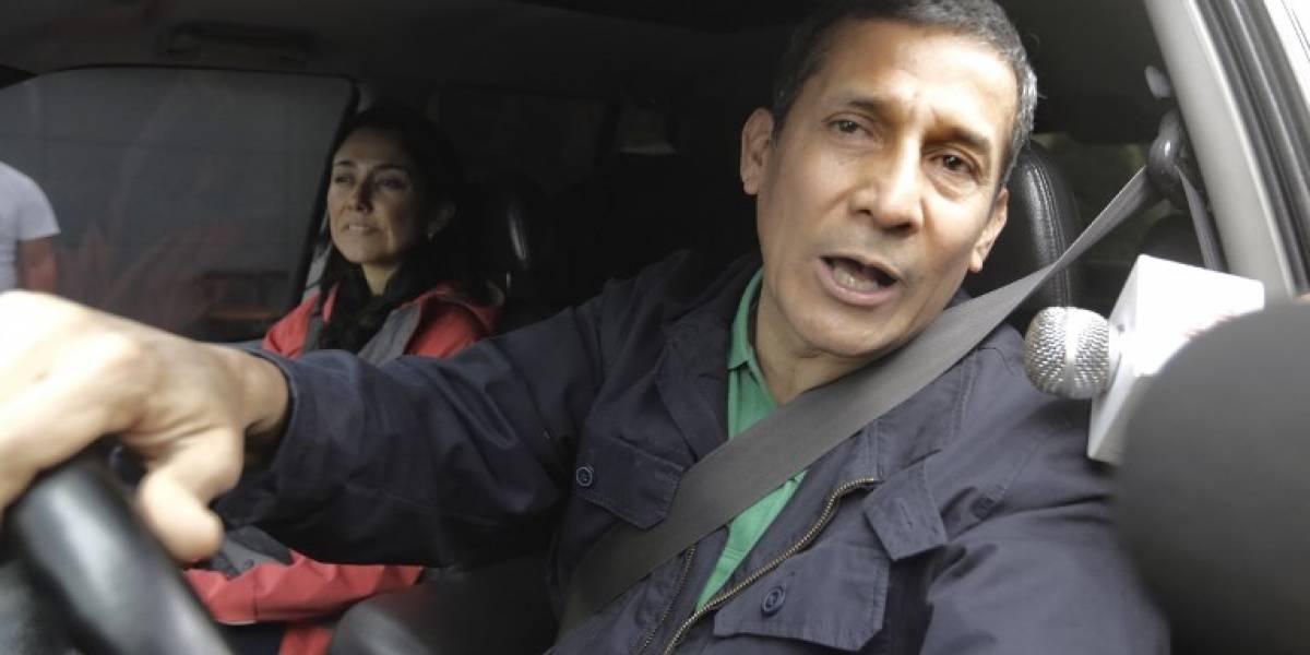 Expresidente Humala confía en que apelación suspenda prisión preventiva
