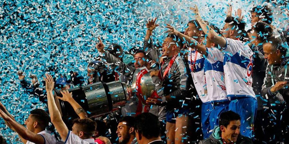 La UC gana la Supercopa ante la U que ve hundirse aún más a Beccacece