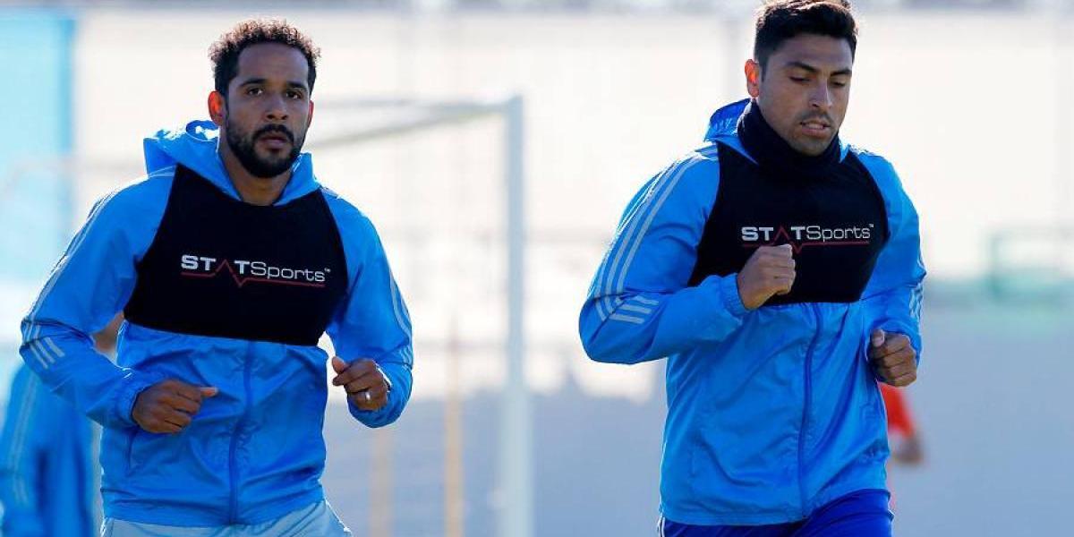 Los seleccionados volvieron a los entrenamientos de la U tras la Copa Confederaciones