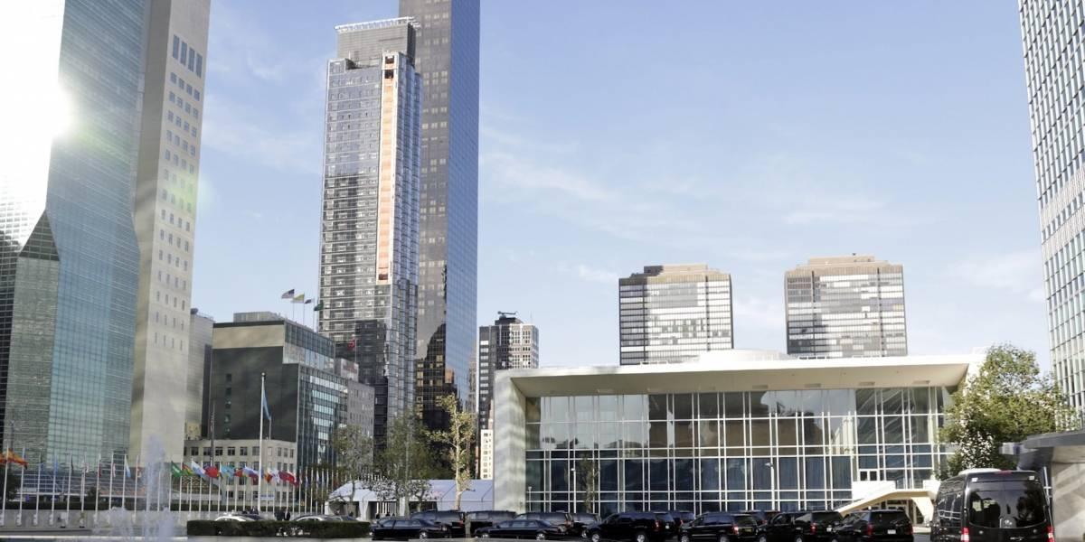 Desalojan sede de la ONU en N.Y. tras alarma de incendio
