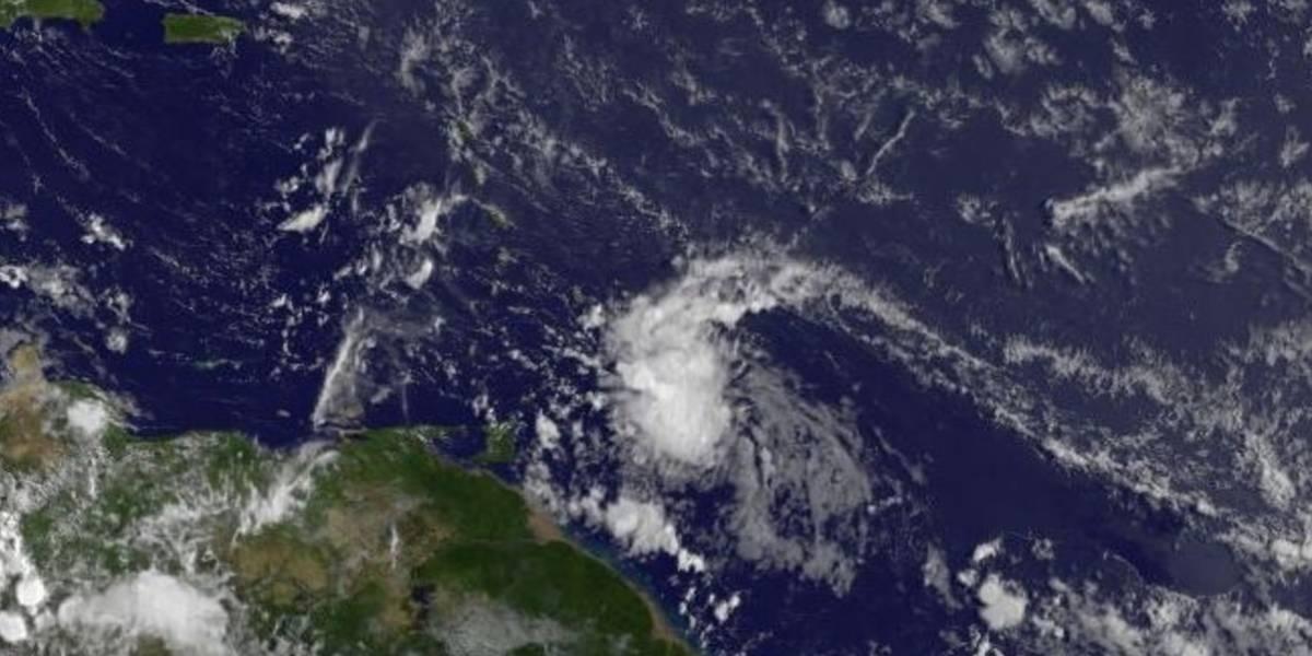 Tormenta tropical Don se debilita en su avance por el sureste del Caribe