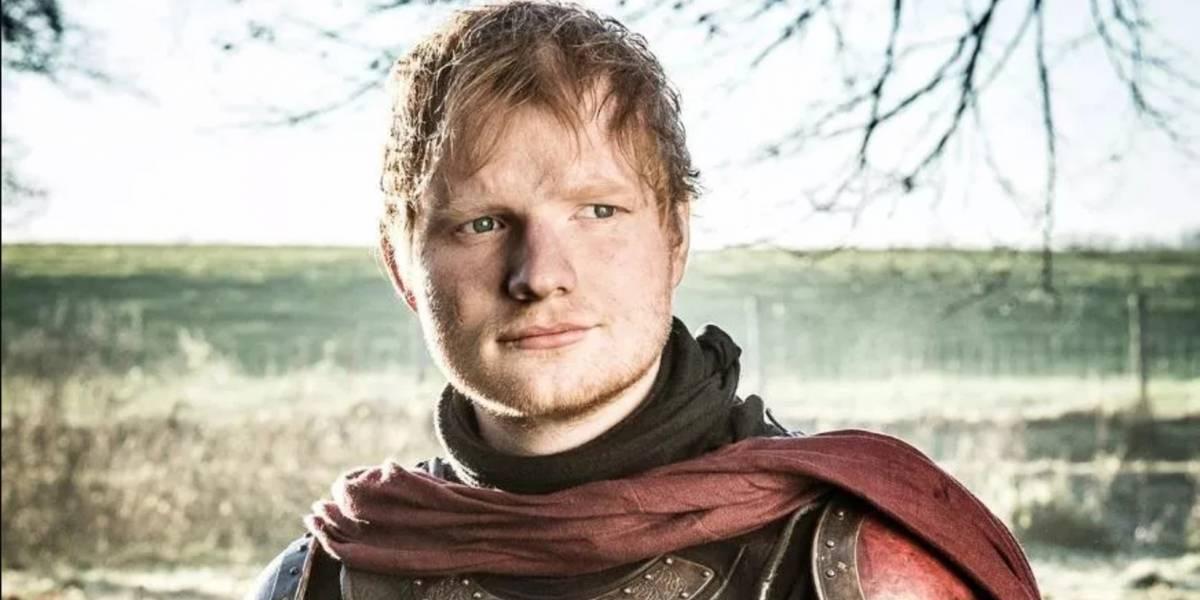Ed Sheeran elimina su cuenta de Twitter tras aparecer en Game of Thrones