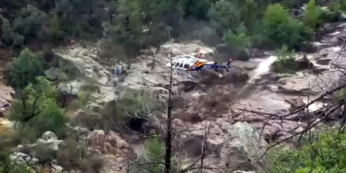 Familia mexicana muere ahogada en Arizona