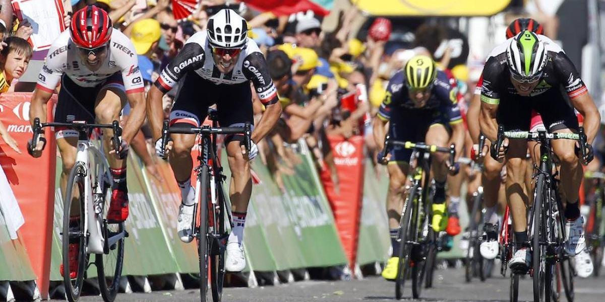 Matthews gana 16ta etapa del Tour de Francia; Froome sigue líder