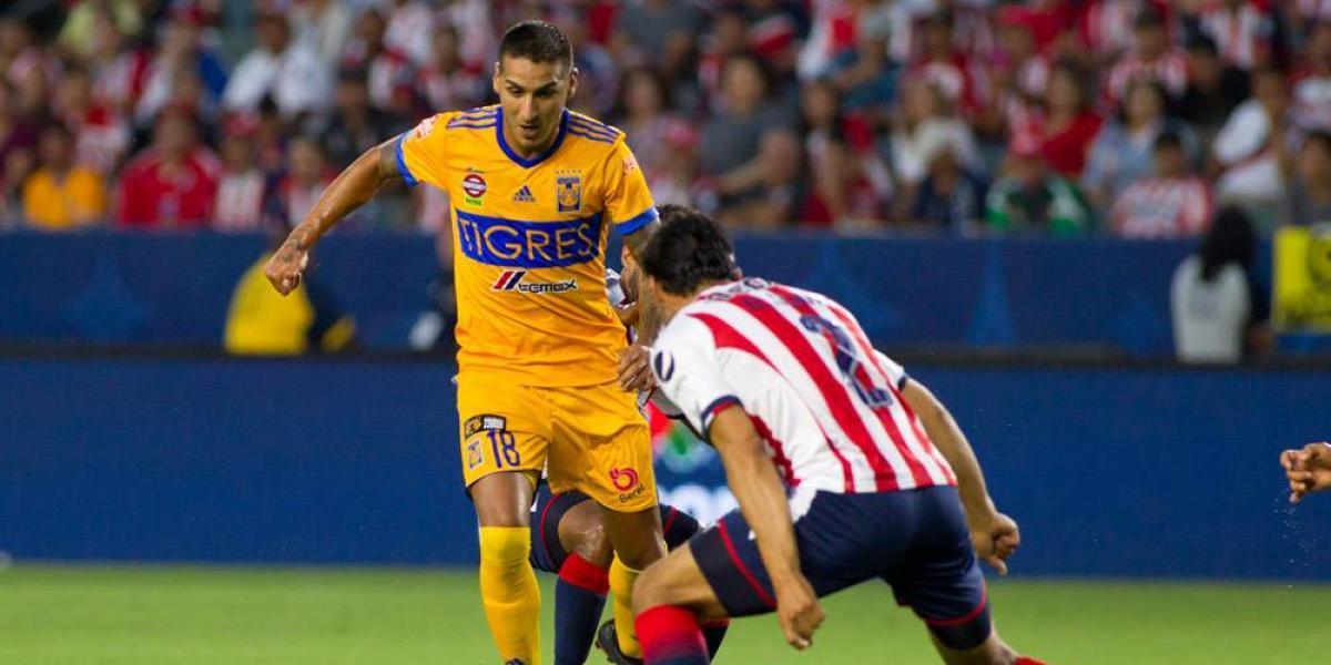 Ismael Sosa es duda para el inicio del torneo