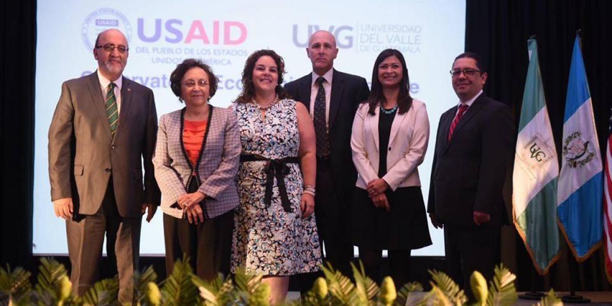 Universidad del Valle y USAID lanzan el Observatorio Económico Sostenible de Guatemala
