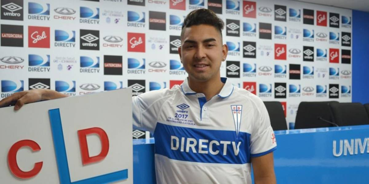 La UC confirma el esperado retorno de Jeisson Vargas