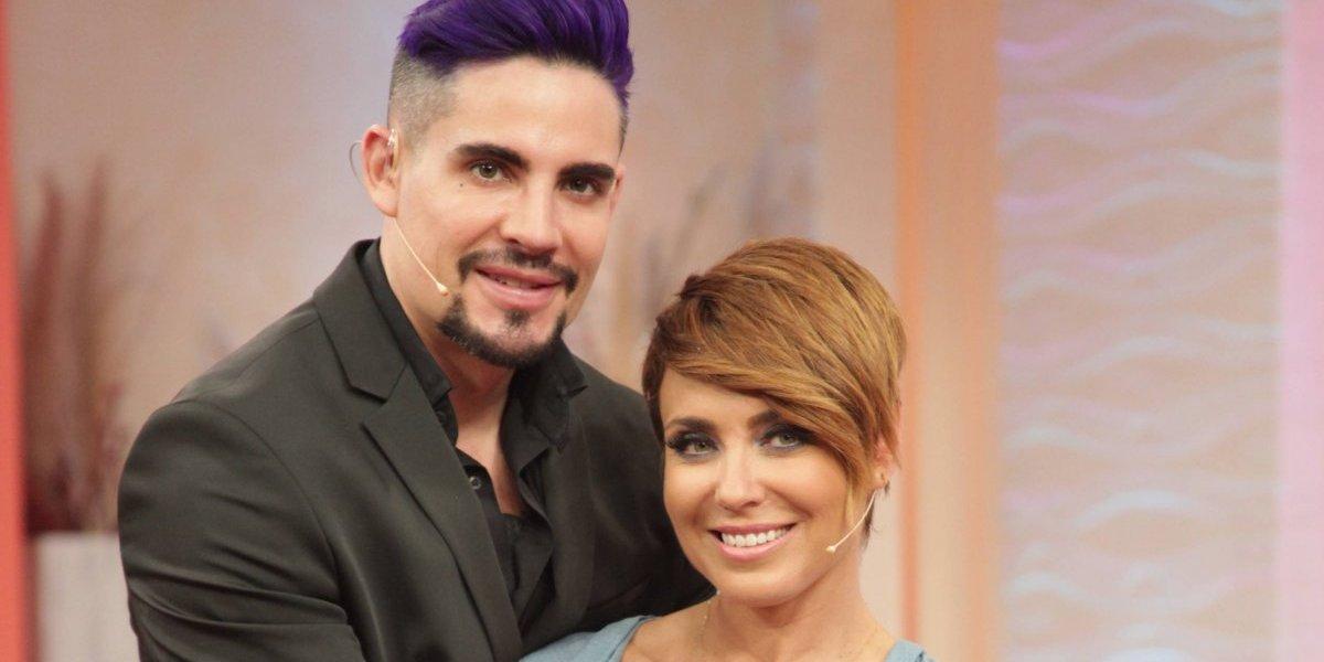 Carmen Muñoz, conductora de 'Enamorándonos', luce sin maquillaje