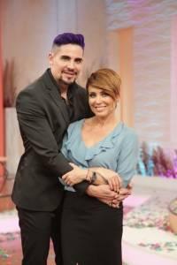 Adrián y Carmen de Enamorándonos