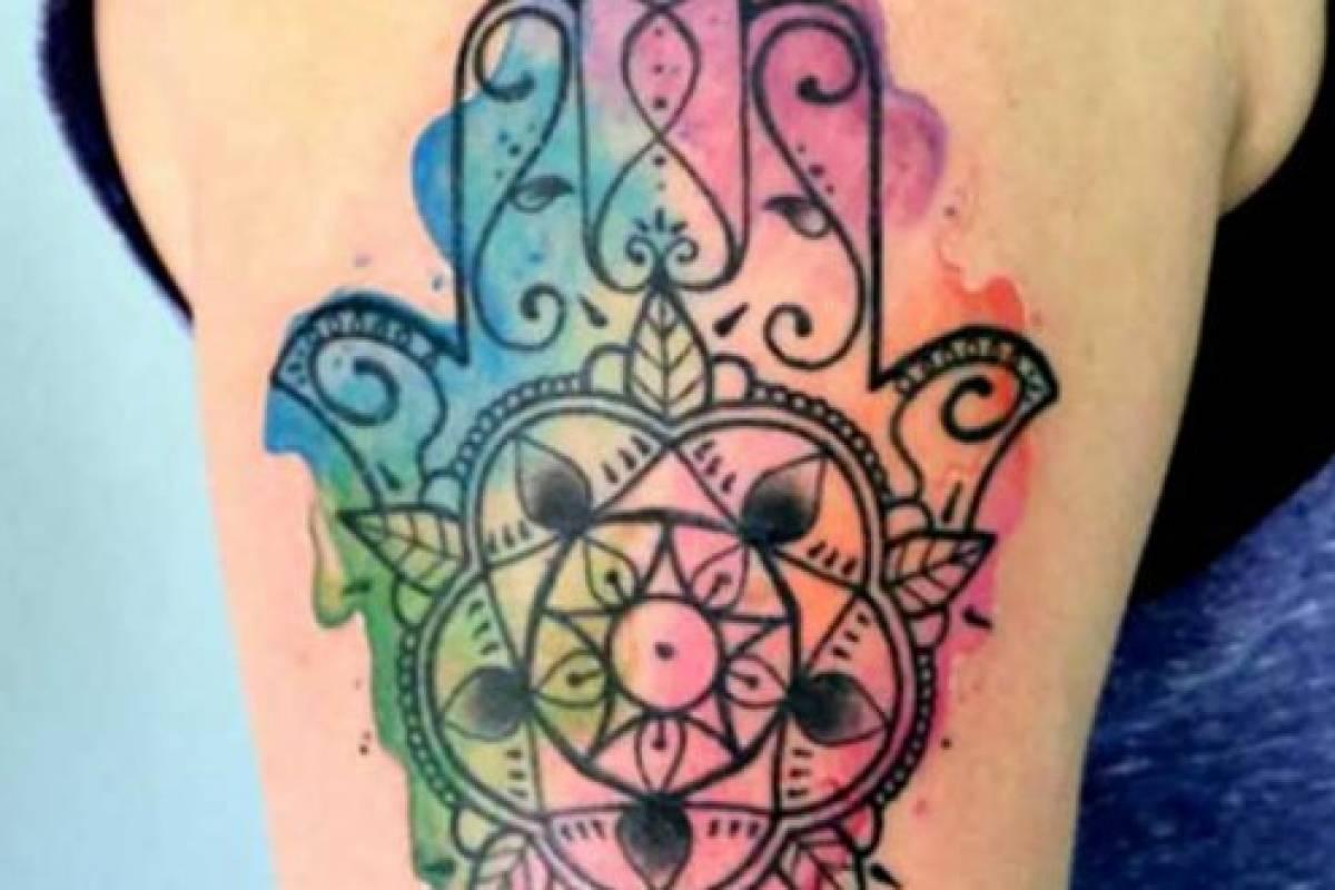 Tatuajes para mujeres tatuajes de la mano de Ftima que desears