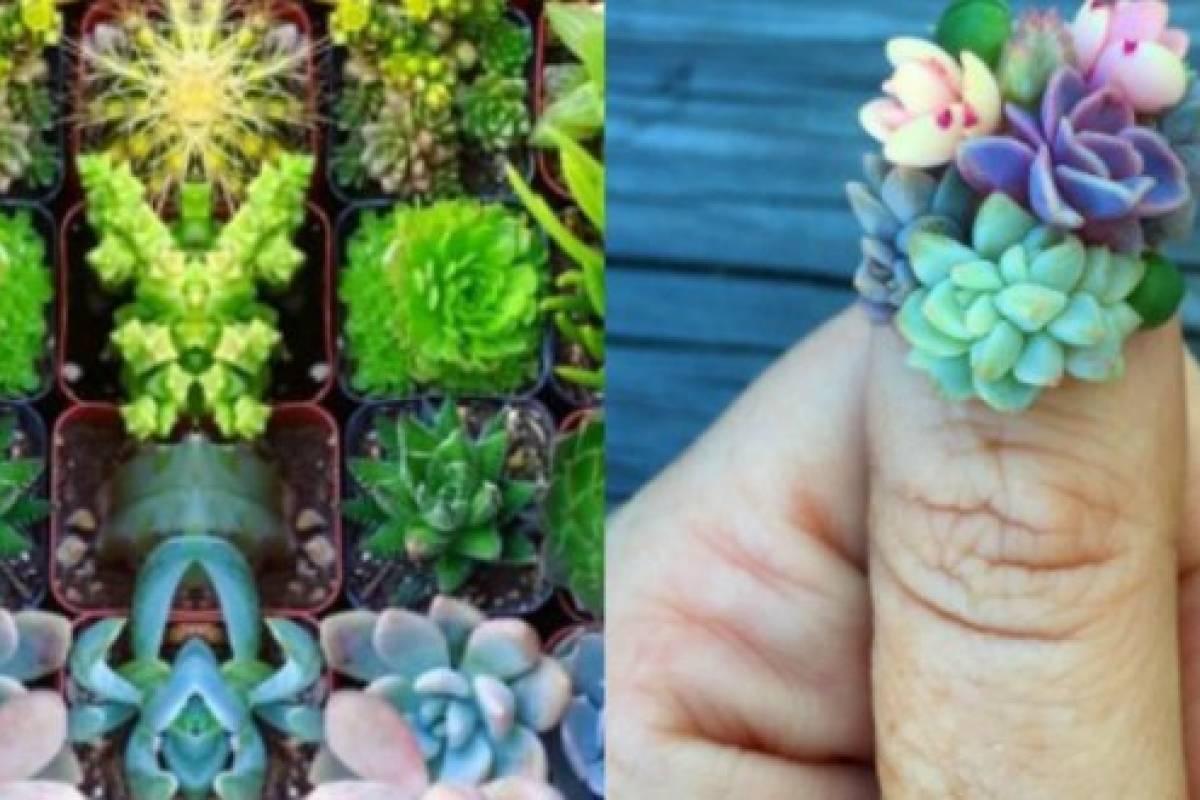 Decoración de uñas: moda eco-friendly | Nueva Mujer