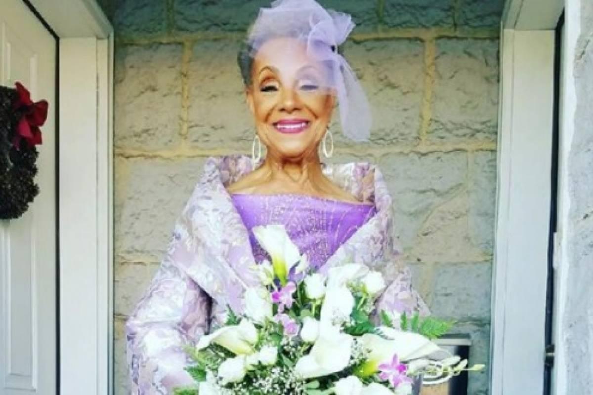 Vestidos de novia para abuelitas