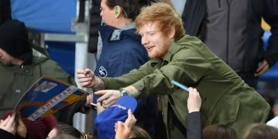Ed Sheeran será la nueva celebridad en Los Simpsons