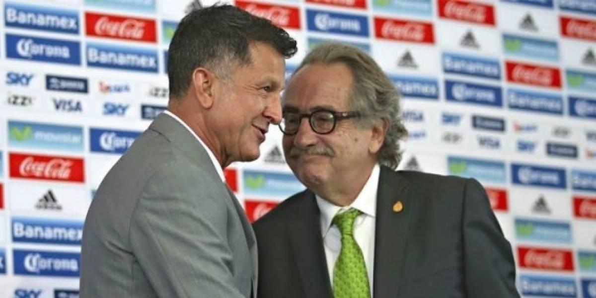Esta sería la razón por la que Femexfut no apeló la sanción a Juan Carlos Osorio