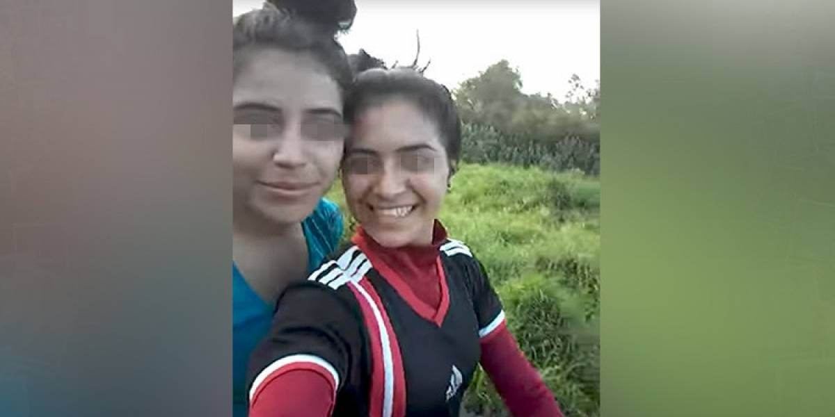 Hermanas se sacan esta selfie y un minuto después mueren aplastadas por un tractor