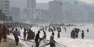 Mantuvo Acapulco 58.9% de ocupación hotelera
