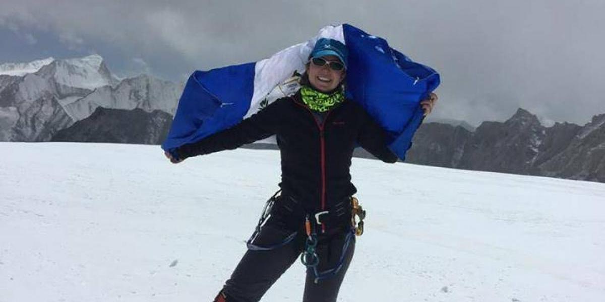 VIDEO. Bárbara Padilla sorteará una expedición de alta montaña en México