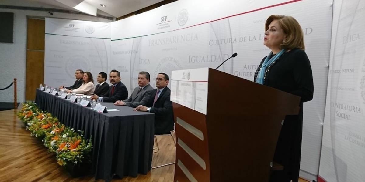 Estamos listo para la entrada en vigor del Sistema Anticorrupción: SFP