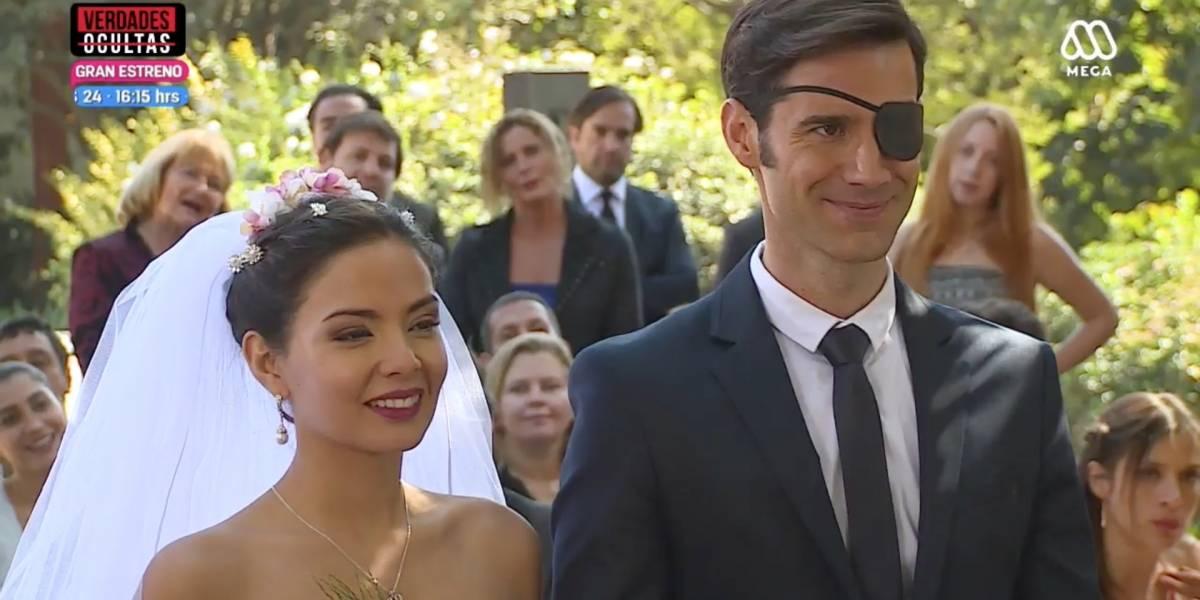 """""""Amanda"""": Josefina destapó toda la verdad en boda de Melisa y Mateo"""