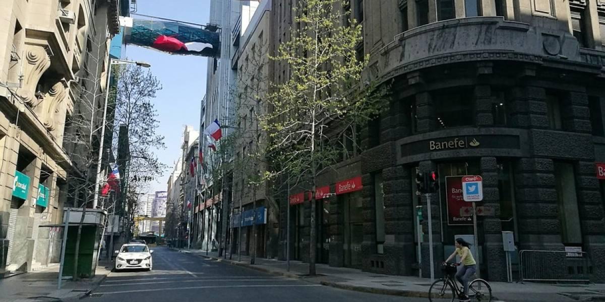 Calle Bandera será peatonal a partir de fin de año