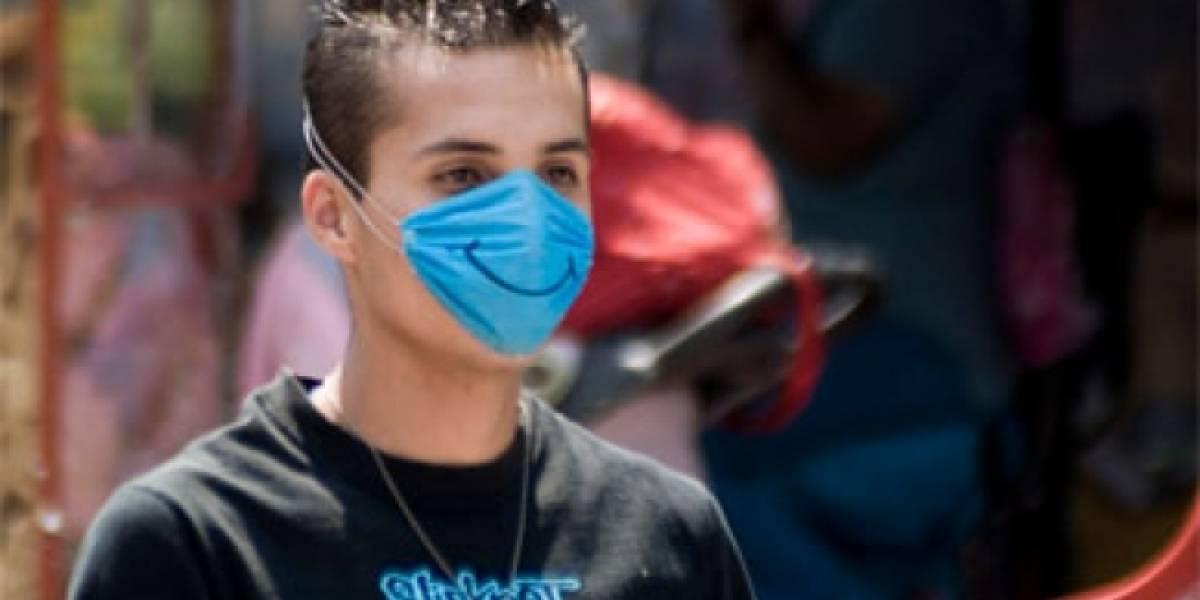 Crean cubreboca con fines curativos de enfermedades respiratorias