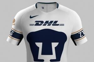 Pumas presenta su nueva piel de cara al Apertura 2017