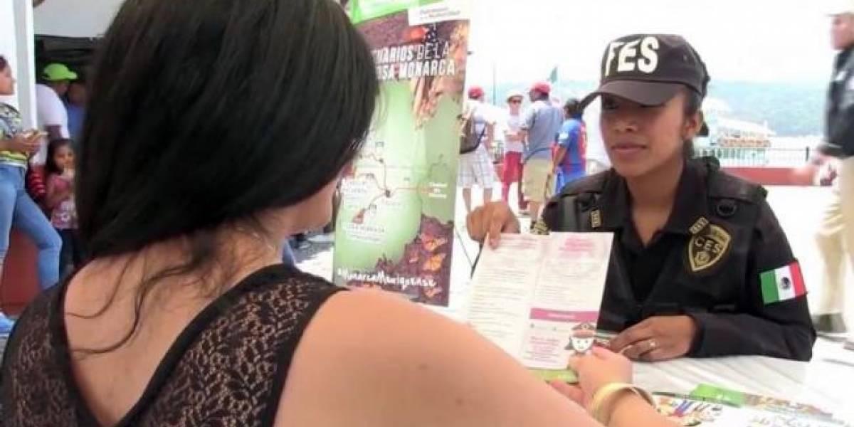 Despliegan operativo de seguridad turístico en Edomex