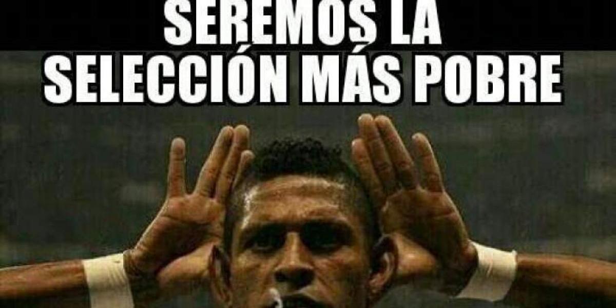 Hondureños calientan el partido ante México en Copa Oro con memes