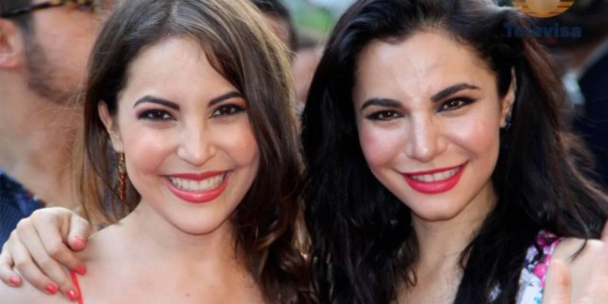 Martha y Miriam Higareda volverán a trabajar juntas, ahora en 'Todas caen'