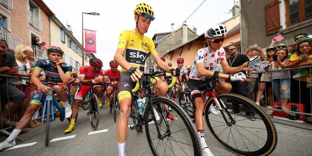 Chris Froome será embajador de la etapa CDMX CIBanco del Tour de Francia