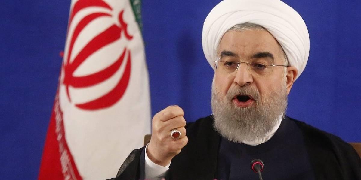Irán advierte que responderá a las sanciones de Estados Unidos