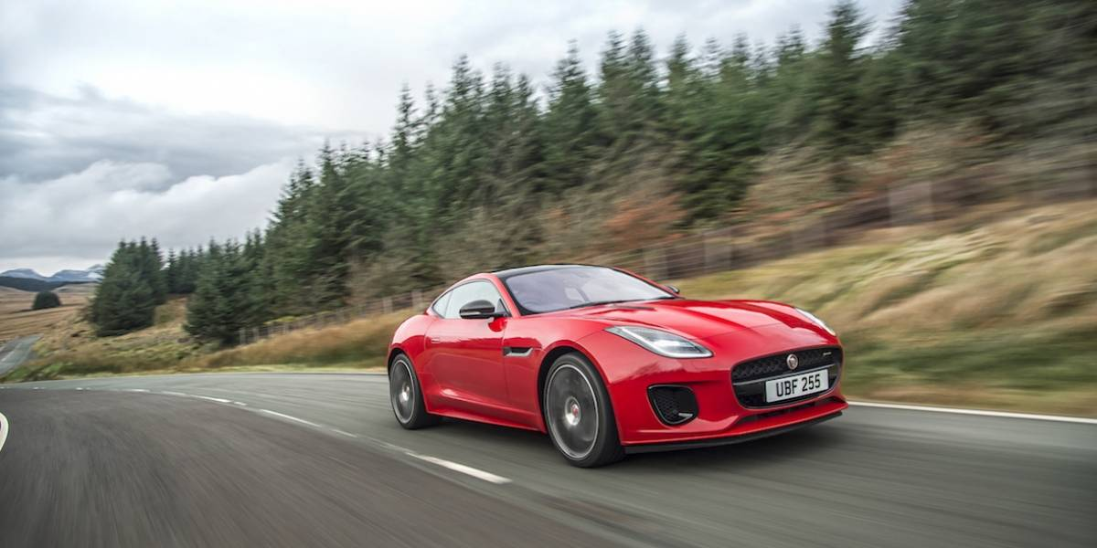 Jaguar presenta su epítome de la deportividad, el nuevo F-Type