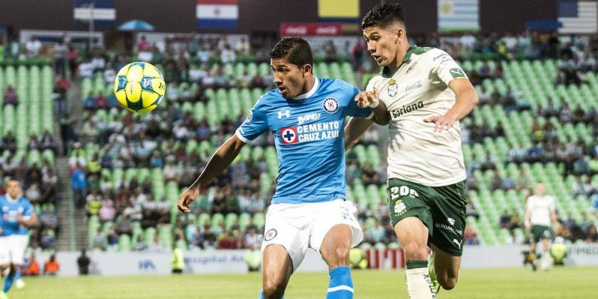Joao Rojas deja Cruz Azul para enrolarse con Talleres de Córdoba de Fassi
