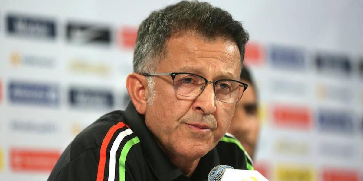 Juan Carlos Osorio no se cansa de defender sus rotaciones