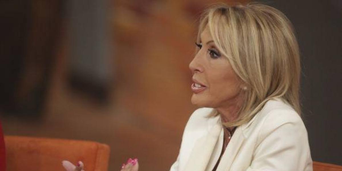 Laura Bozzo rompe en llanto al hablar de la ruptura con Cristian Zuárez