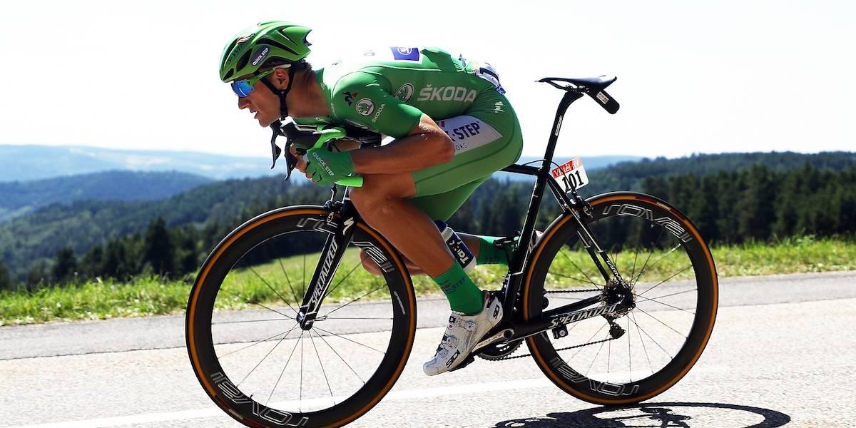 Marcel Kittel abanadona el Tour de Francia por una caída