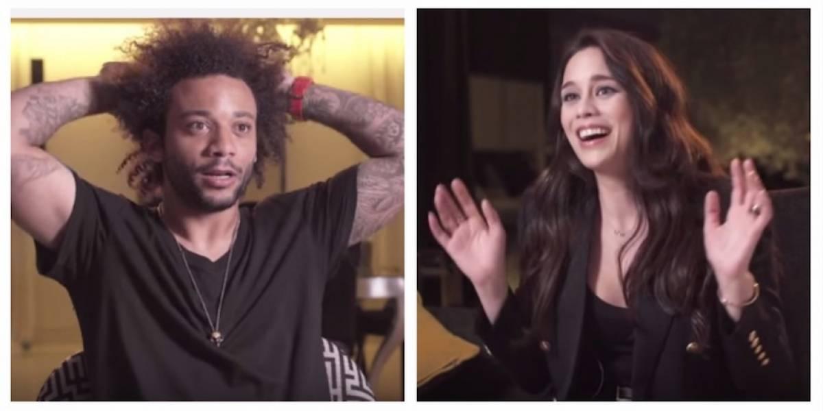 VIDEO. Marcelo revela la 'locura' que hizo para conquistar a su esposa