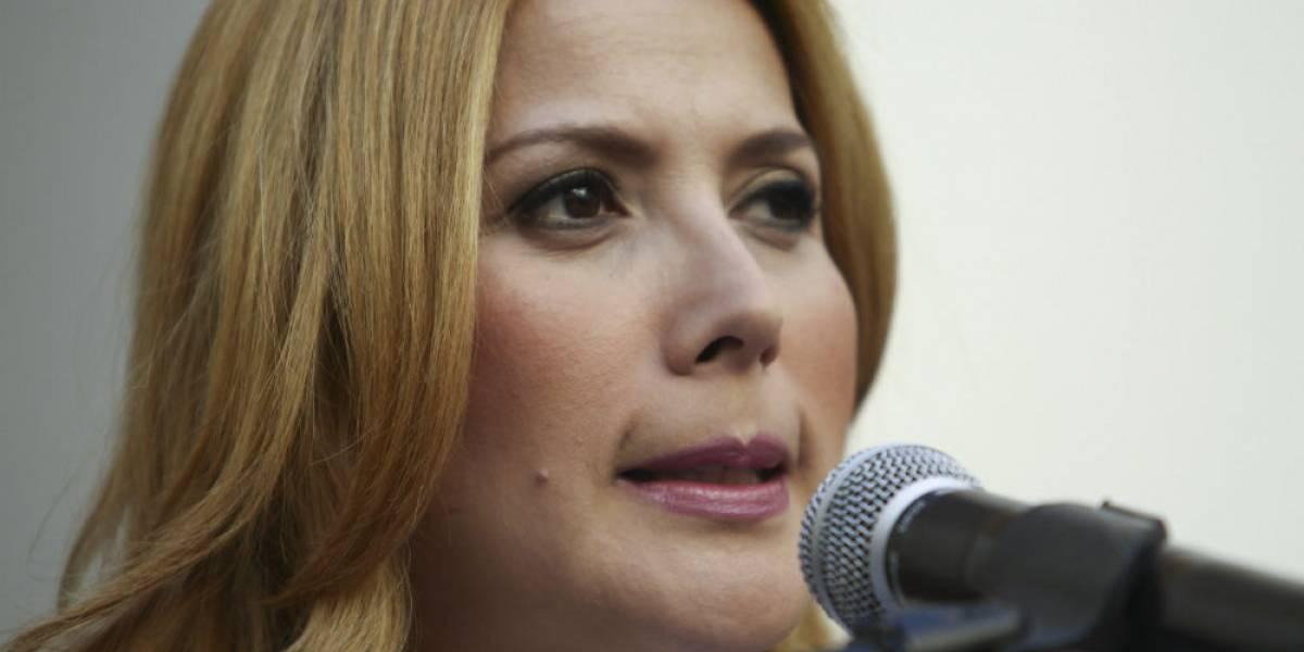 Denuncian a Margarita Arellanes por presunto contrato irregular
