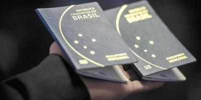 Presidente do Senado envia para sanção liberação de recursos para passaportes