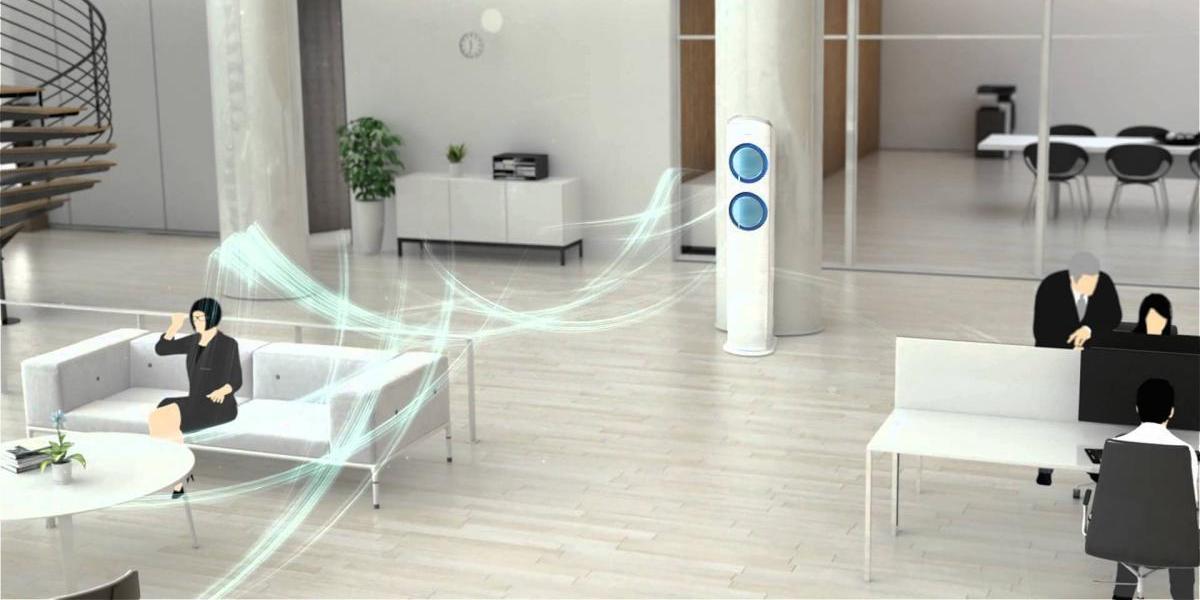 Tecnología invernal: ¿Por qué es bueno tener un purificador de aire?