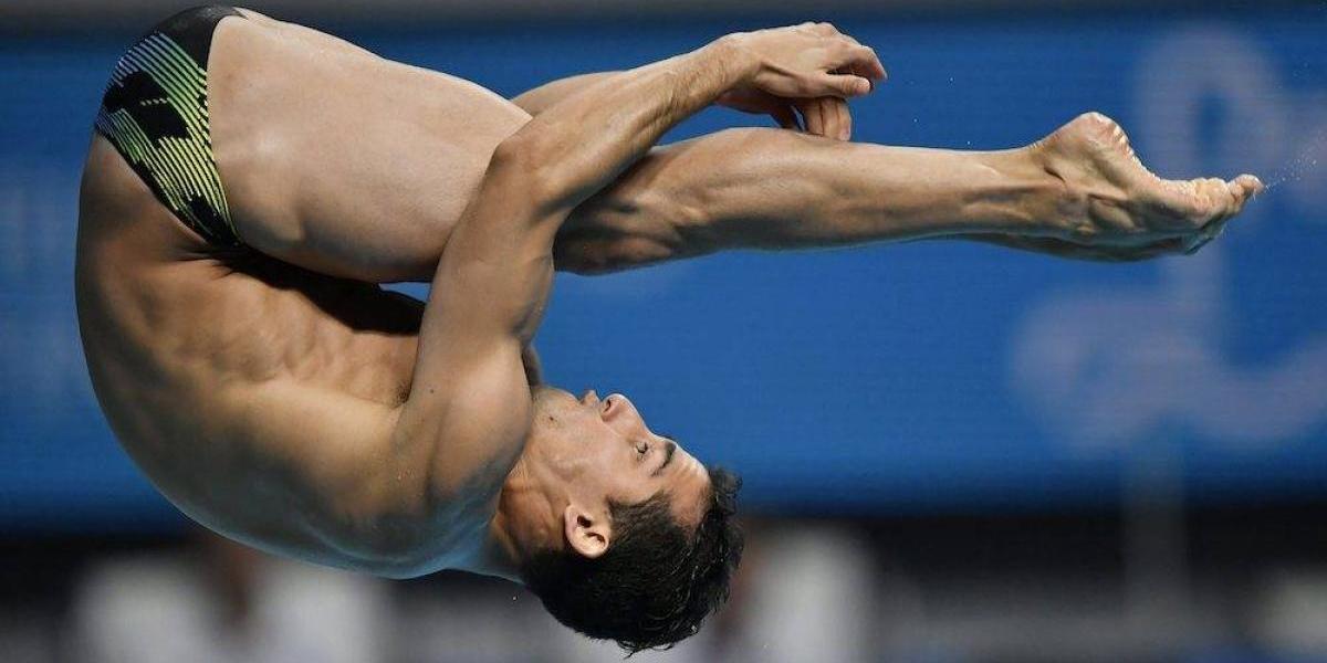 Rommel Pacheco y Jahir Ocampo van por medalla en trampolín tres metros