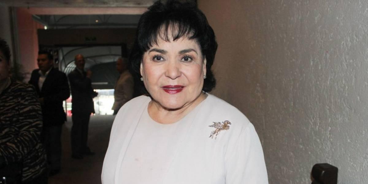 Fallece hermana de Carmen Salinas