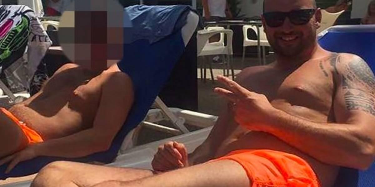 Le dijo a su novia que iba a tomar algo y terminó en Ibiza