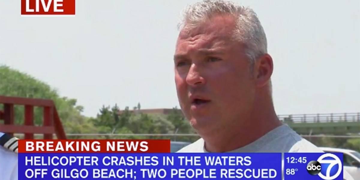 Milagro: Shane McMahon salvó su vida tras accidente en helicóptero